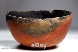 134 Ancient Native American Hohokam Anasazi Pottery Bowl Indian Artifact AZ