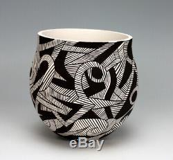 Acoma Pueblo Native American Indian Pottery Jar #1 Eric Lewis