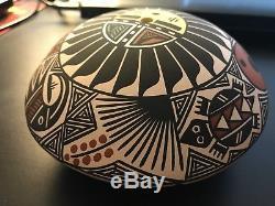 Acoma Pueblo Native American Pottery From Sky City New Mexico