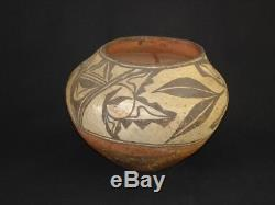 An Early Zia Pottery Olla, Southwest Native American Indian, c. 1890