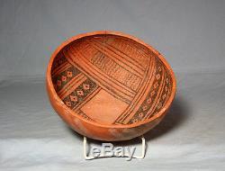 Anasazi / Cedar Creek Poly-chrome bowl ca. 1300 ad