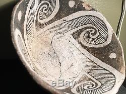 Anasazi Chaco Bowl No Restoration