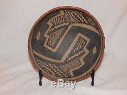 Anasazi Gila polychrome bowl