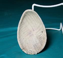Anasazi / Hohokam red on buff ladle ca. 1000 ad. No Restoration