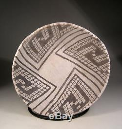 Anasazi Snowflake Bowl