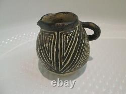 Anasazi Southwestern pottery pot cup Native American Indian