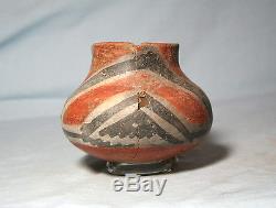 Anasazi / Tonto Salado polychrome olla ca. 1275 ad. No Restoration