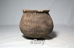 Anasazi corrugated olla ca. 1000 ad No Restoration