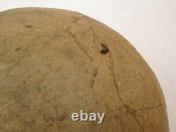 Ancient Mississippian Pottery Native American Indian Mound Builder Clay Jar