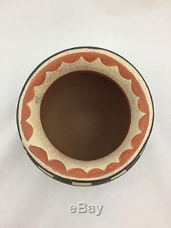 Arthur and Hilda Coriz Santo Domingo Native American Pottery