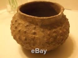 Authentic Native American Mississippian Pot Pottery from Arkansas