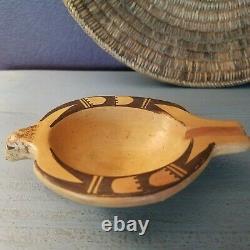 Beautiful Antique Hopi Pueblo Native American Indian nampeyo pottery