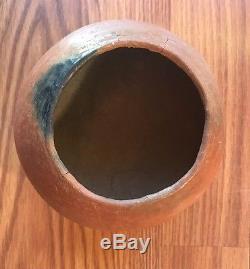 Beautiful Native American Anasazi Sinagua Seed Pot