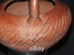 Casas Grandes, Playas Red, Ceramic Basket, C. 1350ad, No Resto Anasazi