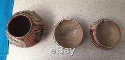 Casas Grandes Polychrome PreHistoric PreColumbian Arizona Effigy Pottery Bowl