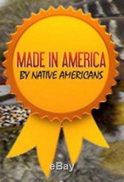 Cochiti Indian LRG CLOWN Pottery Figure Vintage Native American Folk Art c1980s