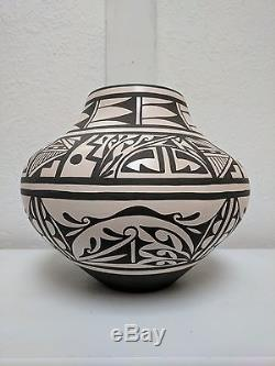 Coiled San Felipe / Zuni Pottery Native American Indian Pueblo by Joseph Latoma