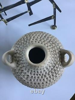 Early work By Jessie Garcia Acoma Pueblo Pottery New Mexico Native American
