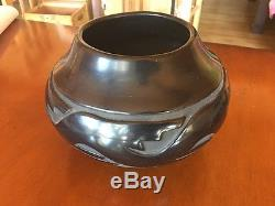 Elizabeth Naranjo Santa Clara Pueblo pottery