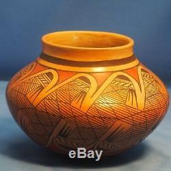 Elva Nampeyo Pottery / Native American 1926-1985