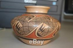 Fannie Nampeyo Migration Pot Hopi Native American Pottery