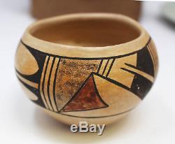 Fine Old Decorated Hopi Native American Indian Pueblo Pot Estate Find No Reserve