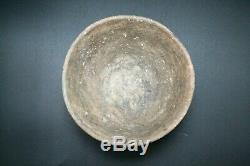 Genuine Restored Caddo Bowl Ancient Native American Indian Pottery