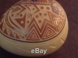 Glendora Daubs Jemez Pottery