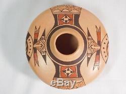 Gorgeous Hopi Indian Pottery By Multi Award Winning Artist Rachel Sahmie