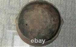 Haley Engraved Bowl Ancient Native American Caddo Indian Pottery withCOA Rare Type