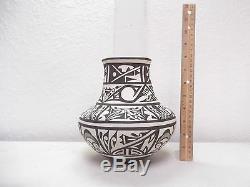 Hand Coiled San Felipe Zuni Pottery Native American Indian Pueblo Joseph Latoma