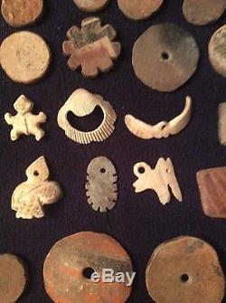 Hohokam/Anasazi artifacts