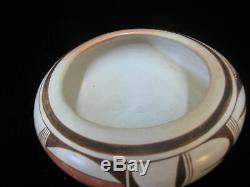 Hopi FROG WOMAN Joy Navasie Native American Pottery Vase Pot Vessel