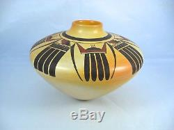 Hopi Native American Pueblo Pottery by Fawn Navasie
