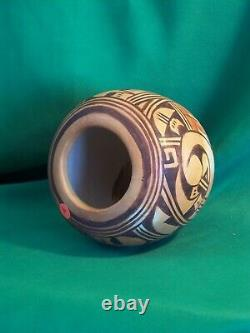 Hopi Polychrome Jar by Anita Polacca Traditional Beauty Purchased in 1985