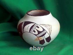 Hopi Polychrome Vase by Carolyn Namoki Beautiful