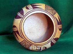 Hopi Seed Jar by Irene Shupla A Vintage Masterpiece