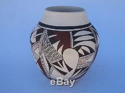 Hopi native american pottery Joy Navasie