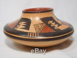 Incredible Hopi Indian Pottery By Multi Award Winning Artist Rachel Sahmie