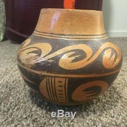 Irene Shupla Hopi Pottery Pot Vase Ceramic, Native American