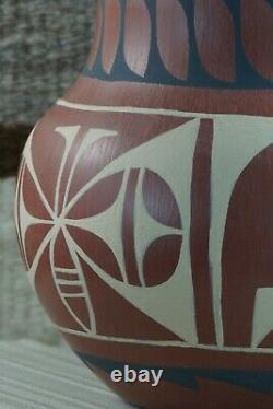Jemez Pottery Gachupin
