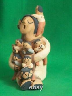 Jemez Pueblo Storyteller by Juanita Martinez Irresistible