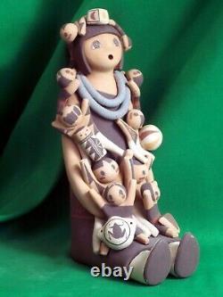 Jemez Storyteller by Kenneth James Sando Incredible