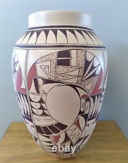 Jofern Puffer Native American Hopi Pottery