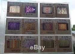 Lot of 339 Native American Indian art handcrafts pottery clothing jewelry slides