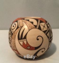 Lovely Native American Hopi Pottery by Irma David