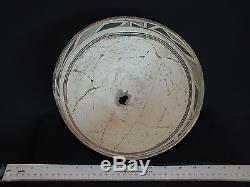 MIMBRES Bowl, C. 900 975AD, 10, No Resto, Provanance Red Ellison, 1930s'71