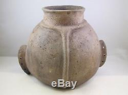MISSISSIPPIAN HEAD POT pre 1600 artifact Native American