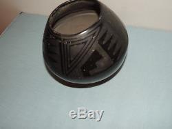 Maria Martinez Pottery Bowl / Pot / Vase Early Marie 1925-1943 San Ildefonso