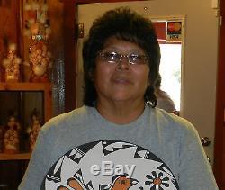 Mary Antonio Garcia Extra Large Acoma Olla/free Shipping